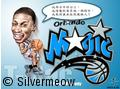Sport Cartoon - Tracy McGrady
