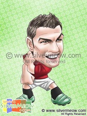 ... Caricature Steven Gerrard Liverpool 300x400px picture wallpaper image